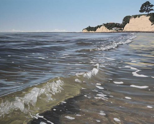 Commissions Browns Bay Wave