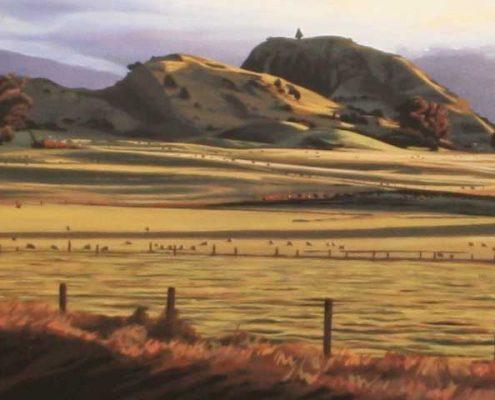 Paintings Wanaka-Mt Aspiring Rd