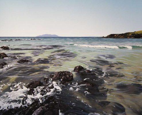 Tawharanui Rocks and Water