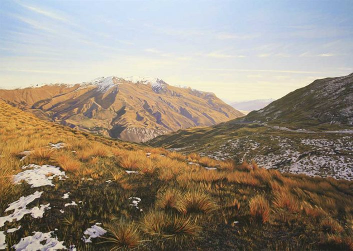 Paintings Crown Range