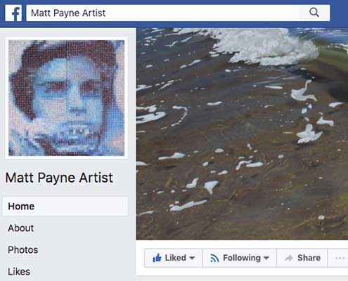 Matt Payne Facebook