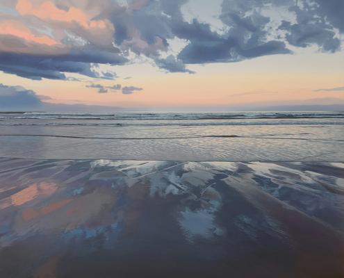 Te Henga Sunset